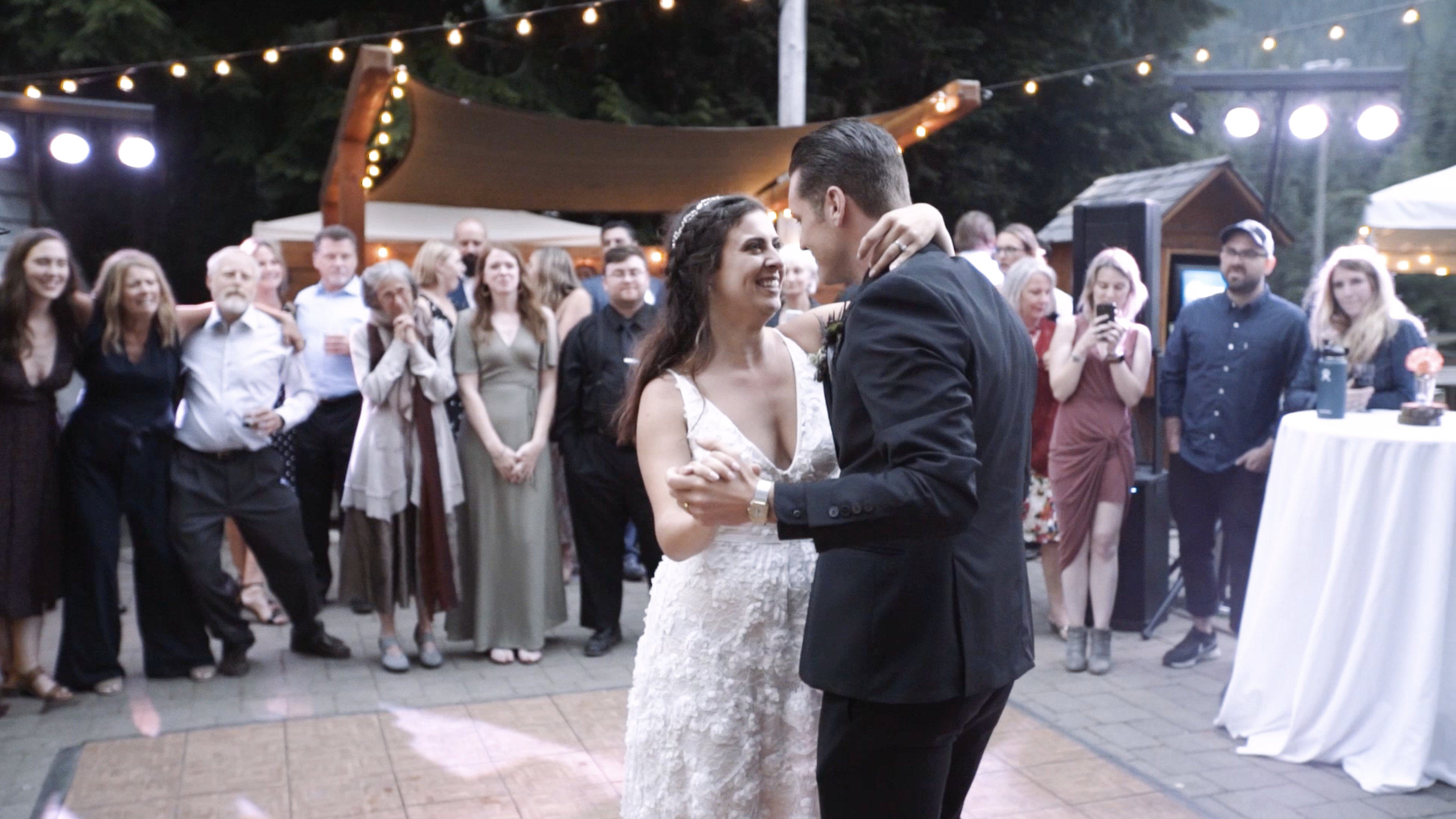 Tayleranne & Julius // Mt. Hood Skibowl  // Wedding Video