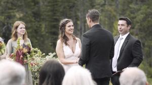 Mt. Hood Skibowl Wedding